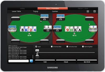 Switch Poker iPad Multitabling