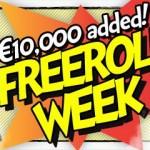 Terminal Poker Freeroll Week