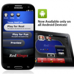 New RedKings Android Poker App