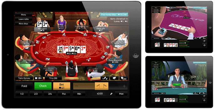 pkr poker app