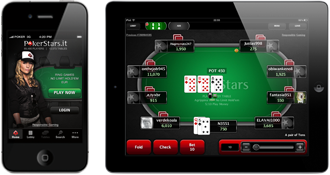 pokerstars mobile eu
