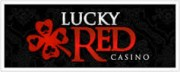 luckred casino logo