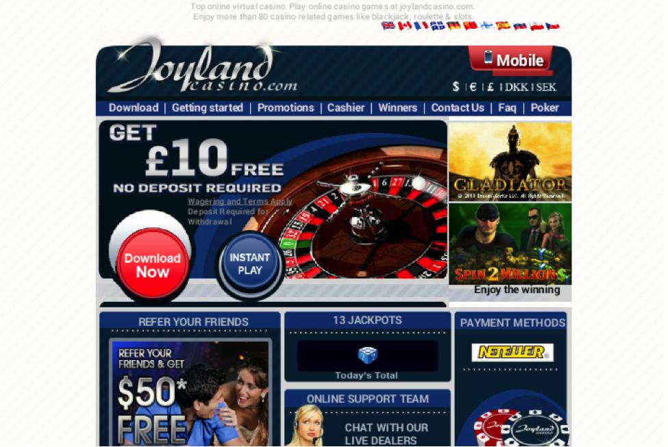 Welcome to joyland casino hard rock casino winner
