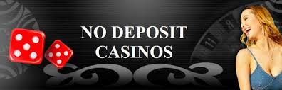 no depisit casinos