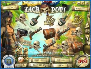 Rival Gaming Slots Jolly Rogers Jackpot