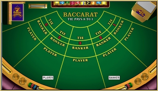 baccarat player or banker