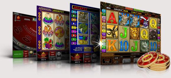 Internet casino slots casino game money